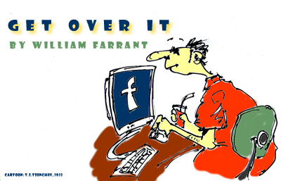Get Over I: A short story by William Farrant